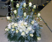 Themed Flower Arrangment