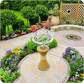 garden designs modern courtyard design killinghall