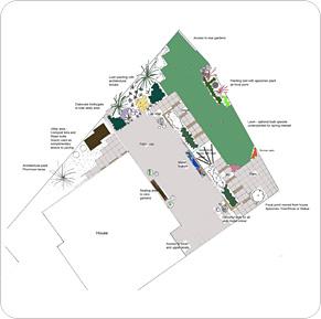 Japanese Garden Design Plans, Oldham. Garden Design Leeds