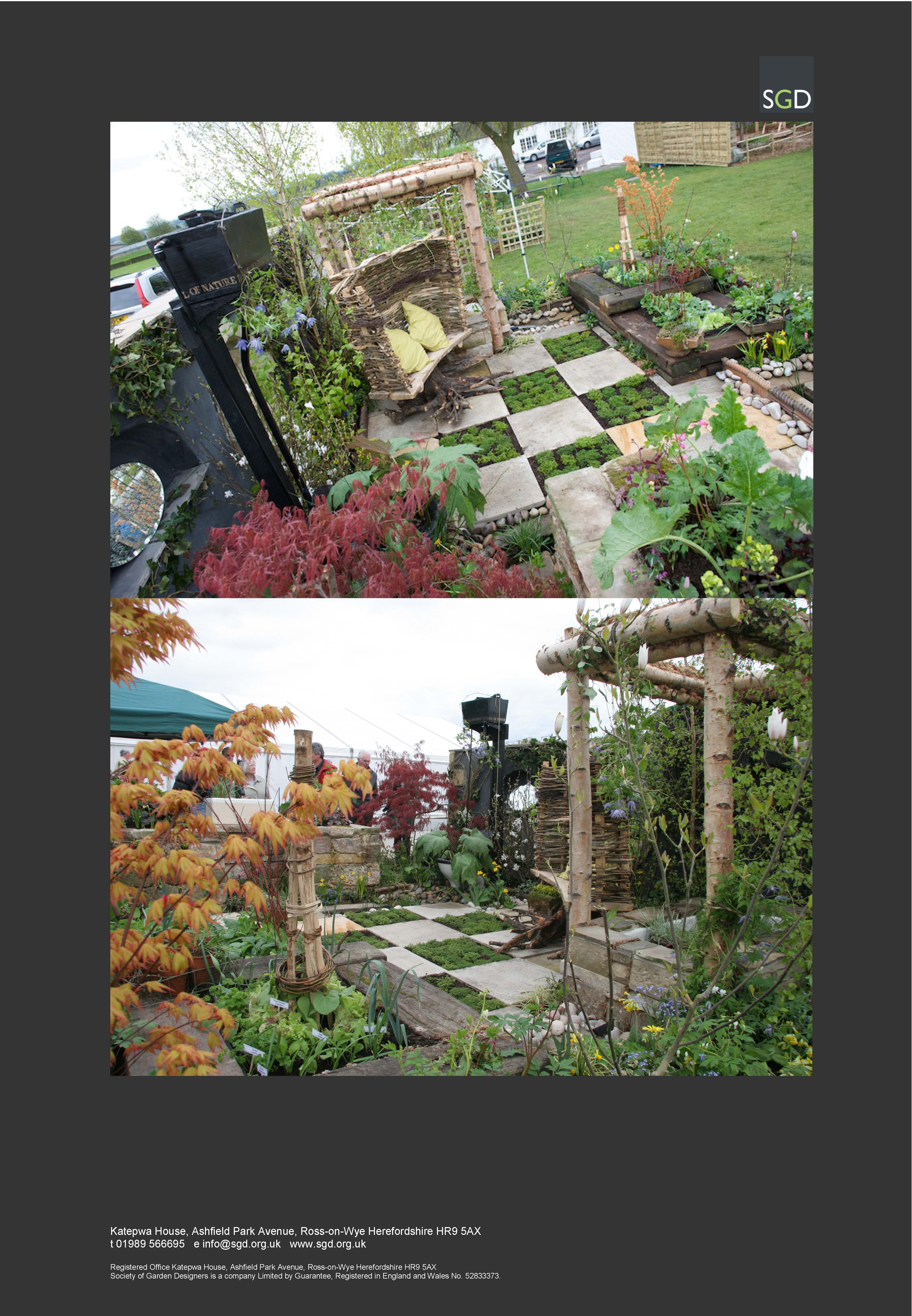 garden designer gardens by max harrogate